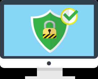 選ばれる理由3:強固なセキュリティ対策